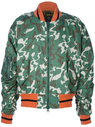 Bernhard Willhelm 'jeepers' Bomber Jacket -  - Farfetch.com