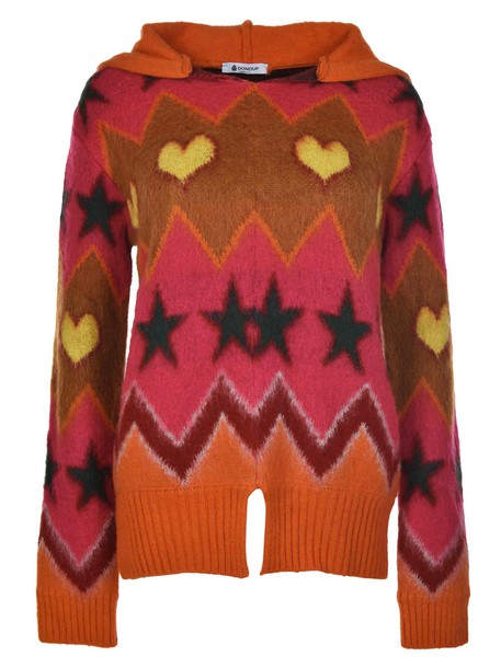 DONDUP sweater patterned sweater