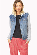 Forever Cool Denim Jacket | FOREVER21 - 2000126909