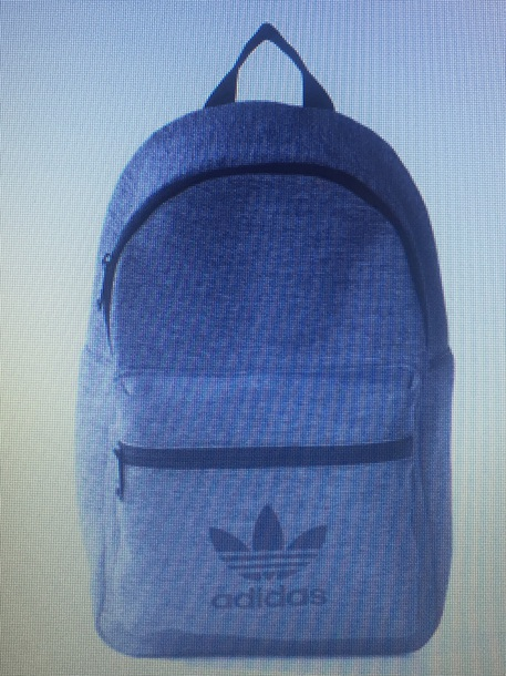 226390c45954 bag adidas classic jersey backpack