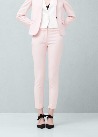 pants pink pink pants officewear office outfits