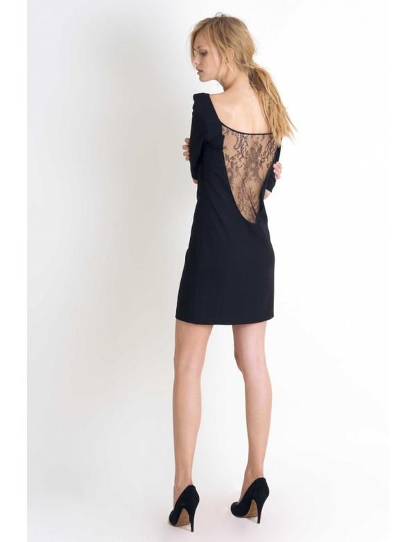 ba sh e boutique officielle robe brebis ba sh collection. Black Bedroom Furniture Sets. Home Design Ideas