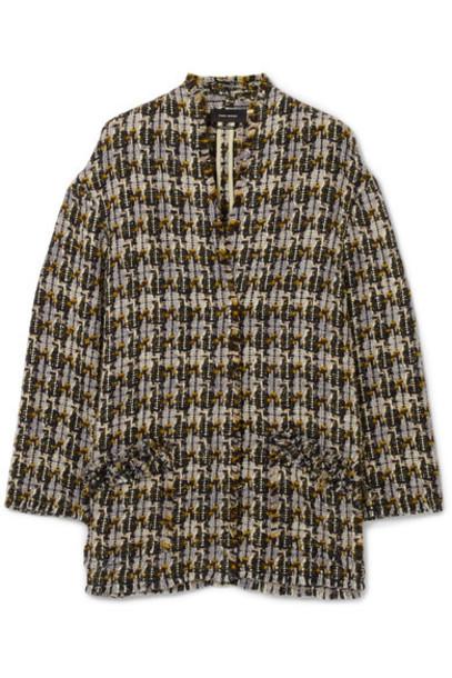 jacket wool beige