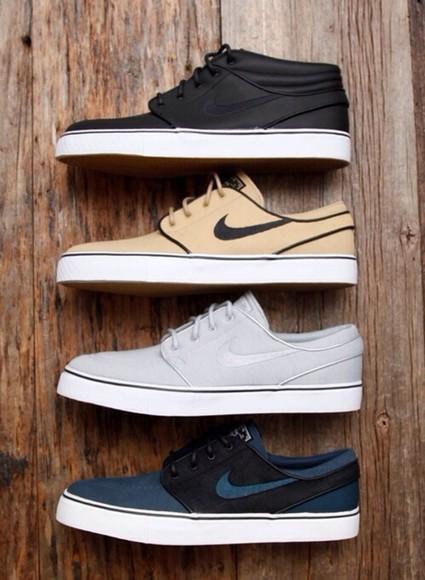 sneakers nike sneakers nike janoski stefan janoski skater shoes shoes black nikes nike nike stefan janoski