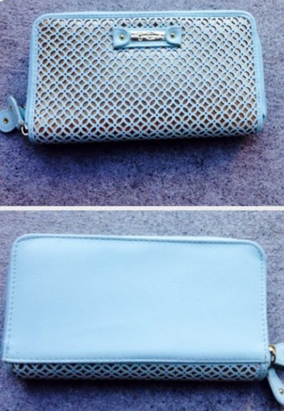 mint bag jessica simpson cut out wallet