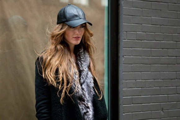 hat cap fashion black black hat, leather women hat