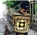[Miss Chen] Fashion 2013 new Giv court wind Baroque golden chain couple took Baseball Jacket slim jacket for men and women -in Basic Jackets from Apparel & Accessories on Aliexpress.com | Alibaba Group