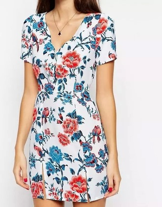 dress print dress summer dress sexy dress beach dress