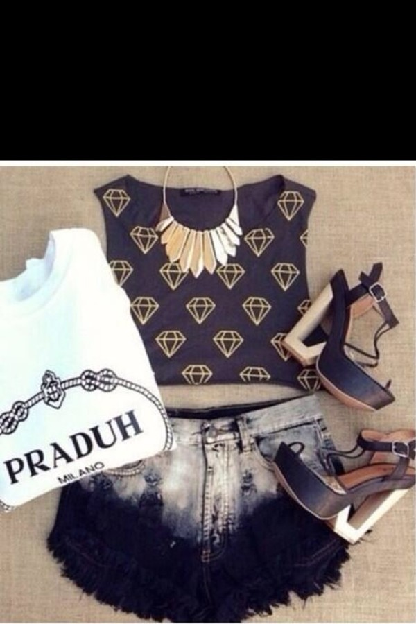 shoes t-shirt love all beautiful shirt jeans jewels