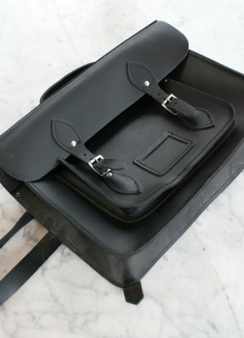 Cambridge Satchel Black Backpack — Bib   Tuck | Keep.com