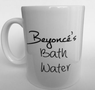 bath water mug cup girl beyonce coffee twitter quote on it hipster wishlist