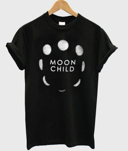 Moon Child Tshirt – Kirana Jaya