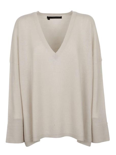 360 Sweater pullover beige sweater