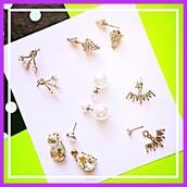 jewels,jewel cult,cone spike,spike earrings,earrings,360 earrings,stud earrings,studs,cone spike earrings,double sided earrings,front back earrings,trendy,trendy earrings,jewelry,pearl,pearl earrings,gold,gold earrings,ear jackets