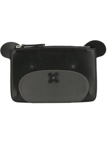 Anya Hindmarch bear women purse black bag