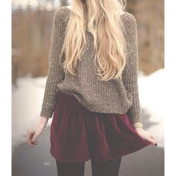sweater cute sweaters grey
