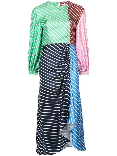 Tibi dress women silk