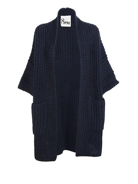 cardigan cardigan knit blue sweater