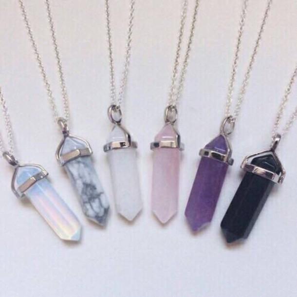 jewels collier hipster bikini black bikini colorful necklace