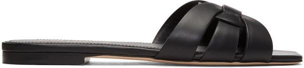 Saint Laurent black shoes
