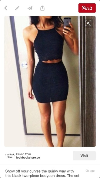 dress bodycon dress two piece dress set