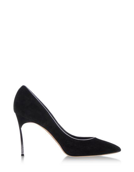 Casadei Closed Toe Slip Ons - Casadei Footwear Women - thecorner.com