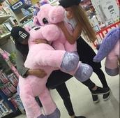 home accessory,unicorn,pink unicorn,pink,stuffed animal,sweater,teddy,stuffed unicorn,giant stuffed unicorn,giant unicorn,toy,teddy bear,lavender