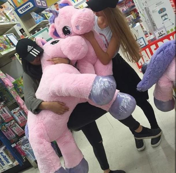 Home Accessory Unicorn Pink Unicorn Pink Stuffed Animal Sweater