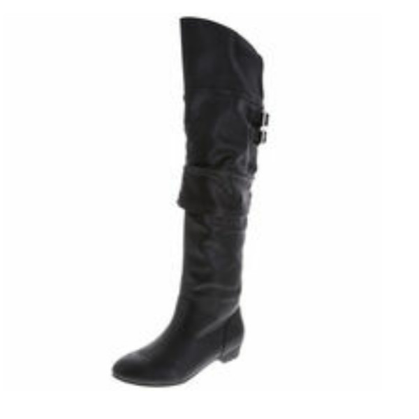 shoes boots high knee want them at a good price black or brown