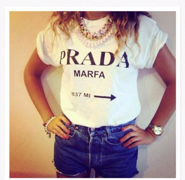 shirt gossip girl white prada