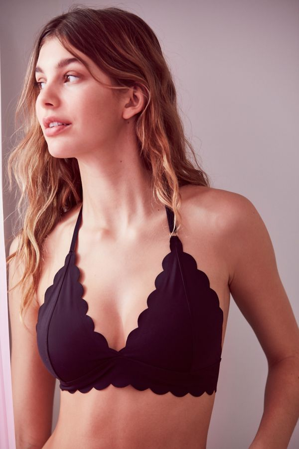 Out From Under Sierra Scallop Fusion Bra 51a6ed883