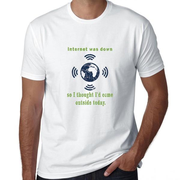 t-shirt printed t-shirt Graphic T-shirts mens t-shirt white t-shirt
