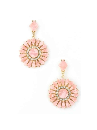 jewels pink pastel earrings pastel earrings pastel