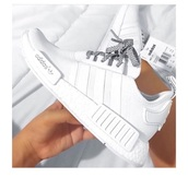 shoes,nike running shoes,white sneakers,white shoes,white,adidas,white adidas trainers,trainers,adidas shoes,white shoes adidas,adidas originals,nmd,adidas nmd,fashion,adidas nmd shoes,adidas nmd runner pk,adidas white trainers,white adidas,adiddas,adiads originals,sneakers,white addidas