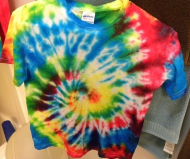 tshirt tie dye doing this colorful colourful shirt