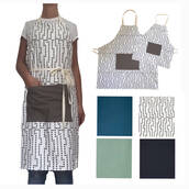 home accessory,scandalo al sole,kids aprons,kitchen kids,cooking wth kids,kids apron,kid and adult aprons combo,homeware,kitchen wear,chef apron,waiter aprons,bib aprons,full aprons,aprons black,aprons,apron mens,aprons women,polka dots,food and cooking
