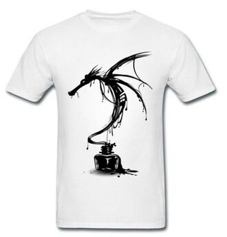 black and white t-shirt style black print mens t-shirt t-shirt with print ink smaug desolation movie indie alternative festival design menswear mens shirt dragons dragon t-shirt printed t-shirts lord of the rings lord of the ring the hobbit iron fist urban outfitters urban clothing alternative t-shirt