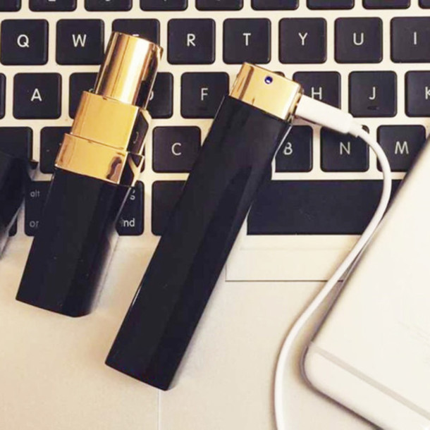 Home Accessory Portable Lipstick Charger Portable