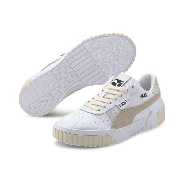 Selena Gomez SG x PUMA Cali Leather Suede Women's Sneakers