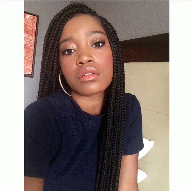 hair accessory box braids