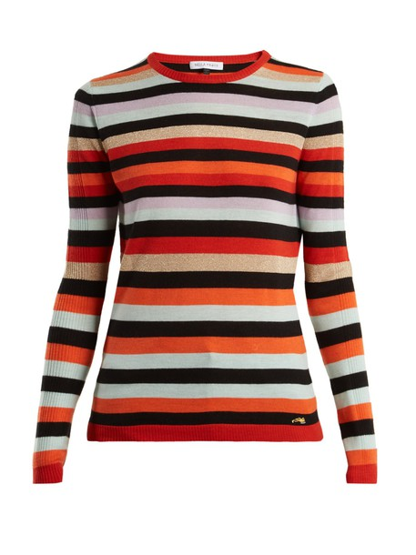 Bella Freud sweater lolita wool
