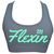 Flex 'Flexin Sports Bra' -ShopFlexAthletics.com