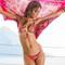 Coral gypsy sarong – sauvage