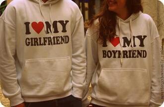 sweater boyfriend love heart heart sweater