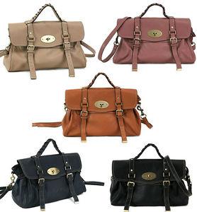 New womens alexa large bags handbag shoulder bag evening bag tote hollywood