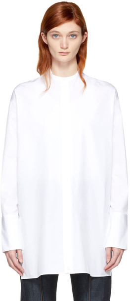 Ports 1961 shirt white top
