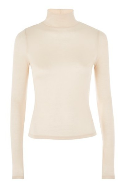 Topshop top cream