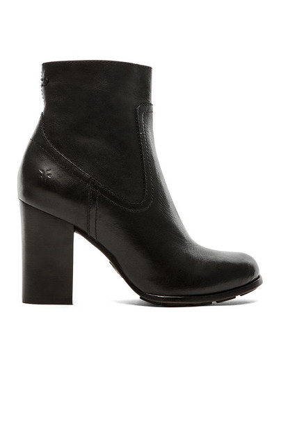 Frye boot short black