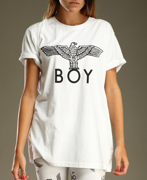 BOY LONDON Eagle Print T-Shirt (3 COLORS AVAILABLE) – Glamzelle