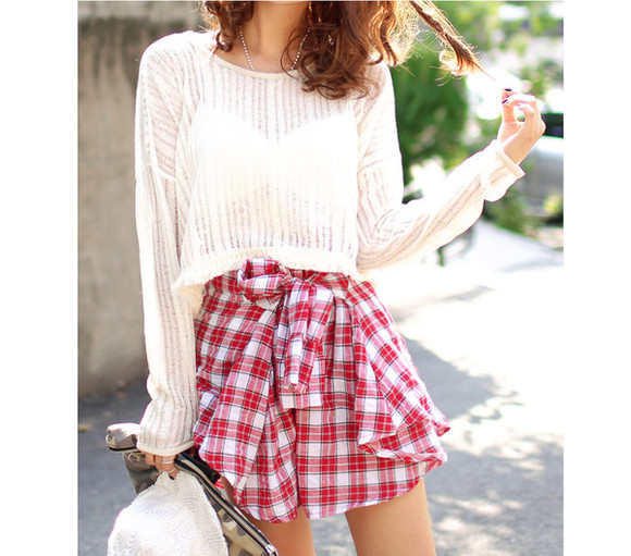 shirt i4out clothes clothing fashion look lookbook street style blouse style tops lace tops blazers shirts skirt shorts